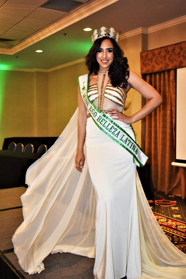 kiara perez, global charity queen usa 2018. 8uloor10