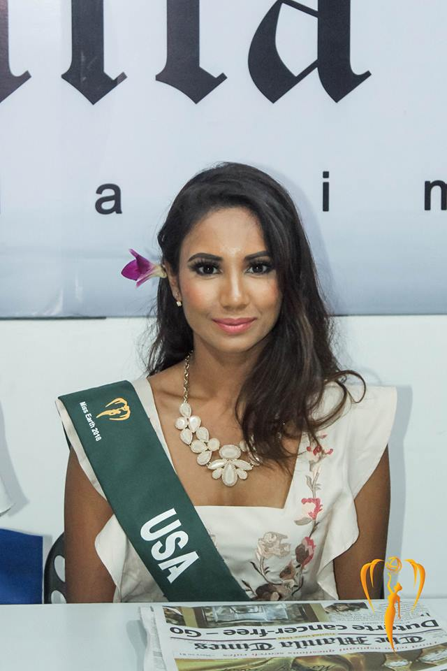 yashvi aware, miss earth usa 2018. - Página 5 94aw8610