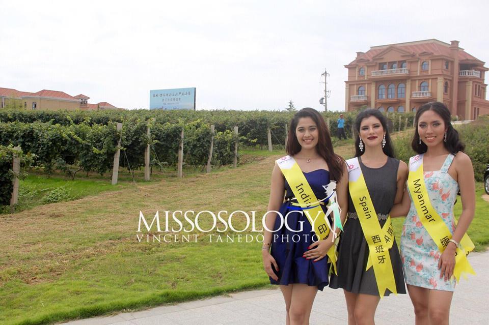 alicia rubio comas, miss tourism world spain 2018. 966t4e10