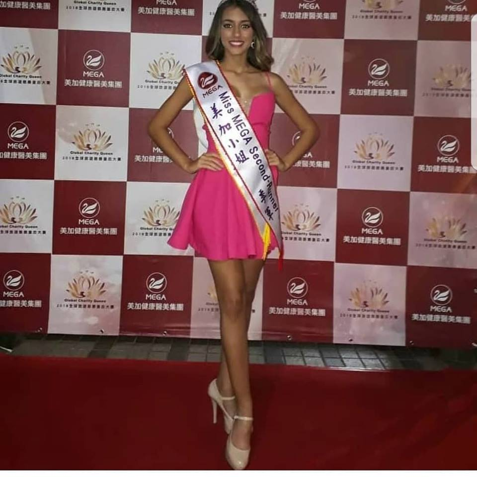 daniella quijada, top 15 de global charity queen 2018. 9jvprk10