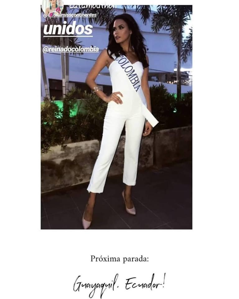 ana catalina mouthon, 2nd runner-up de miss continentes unidos 2018. - Página 2 Abzfw610
