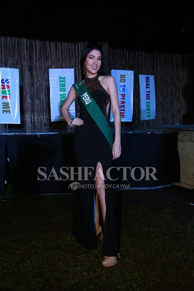 jessica russo, miss earth peru 2018. - Página 4 Anwipk10