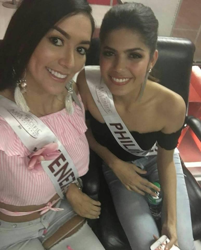 mariani chacon, 4th runner-up de miss asia pacific international 2018. - Página 4 Bho5o810