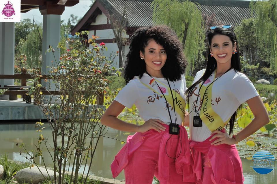 alexandra sanabria, miss tourism world venezuela 2018. - Página 6 Dgbtpk10