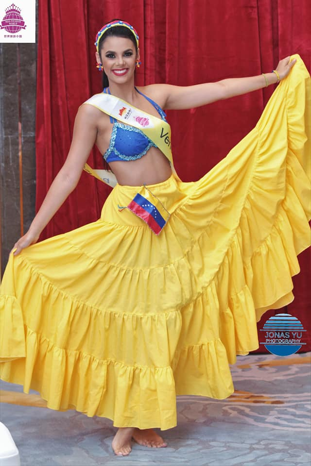 alexandra sanabria, miss tourism world venezuela 2018. - Página 3 Eb6adl10