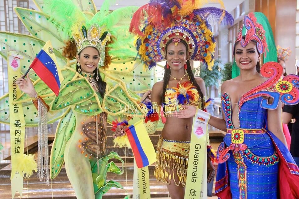 alexandra sanabria, miss tourism world venezuela 2018. - Página 4 F97xu510