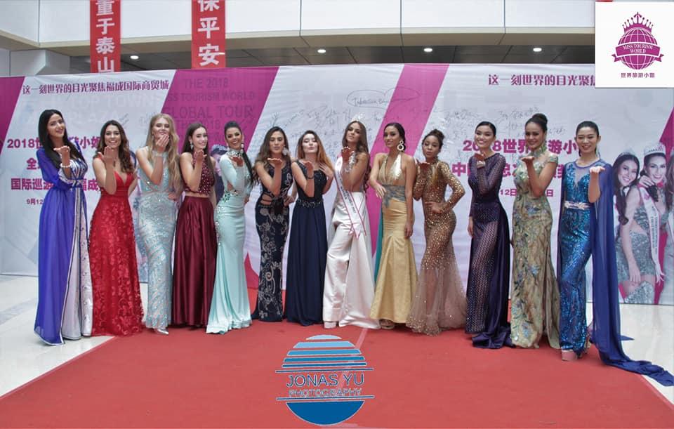 thais de mello candido, miss tourism world brazil 2018. - Página 2 Fa26ju10