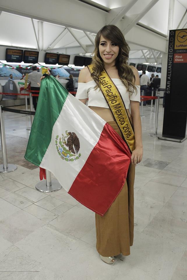 lisset perez galvez, miss mexico asia pacifico 2018. Fstmsm10