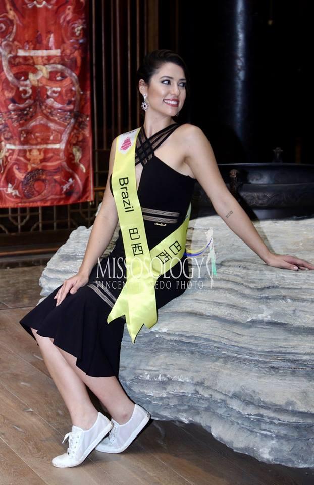 thais de mello candido, miss tourism world brazil 2018. - Página 4 Fwgur310