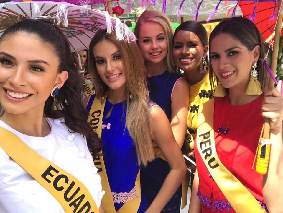 sheyla quizena, miss grand colombia 2018. - Página 4 Gixspc10