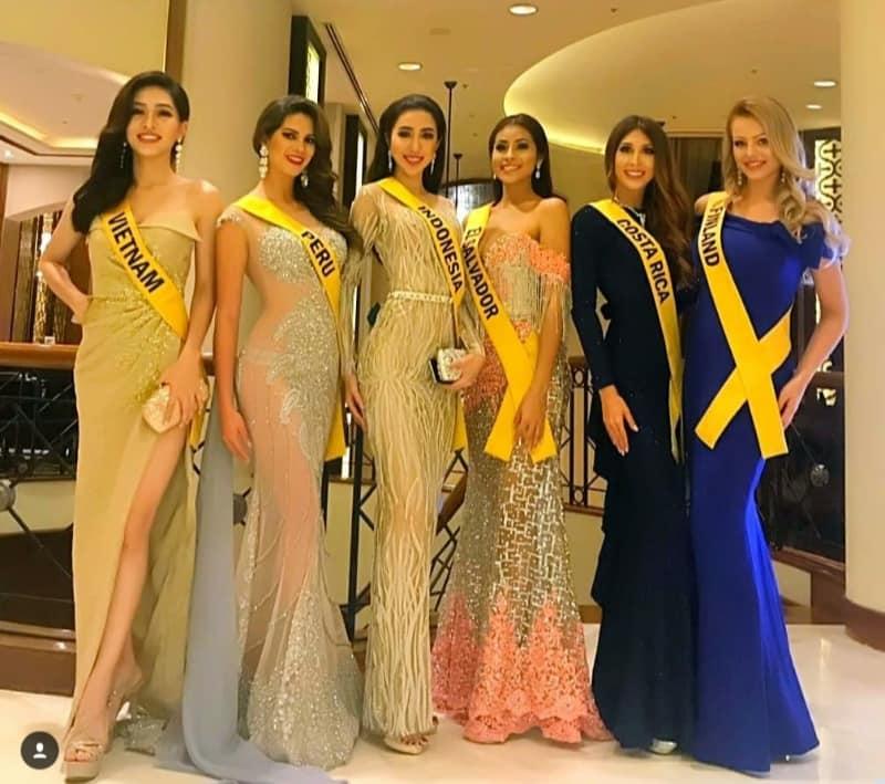 andrea moberg, top 20 de miss grand international 2018 (best national costume). - Página 6 Ibgdg410