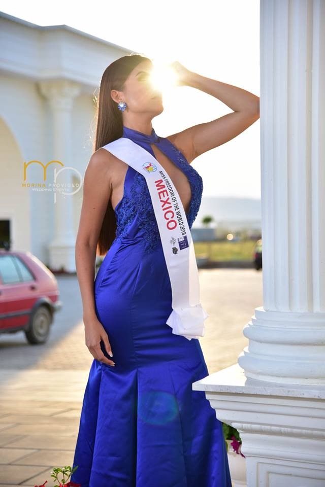 alondra cabrera, miss freedom of the world 2018. Ibicng10