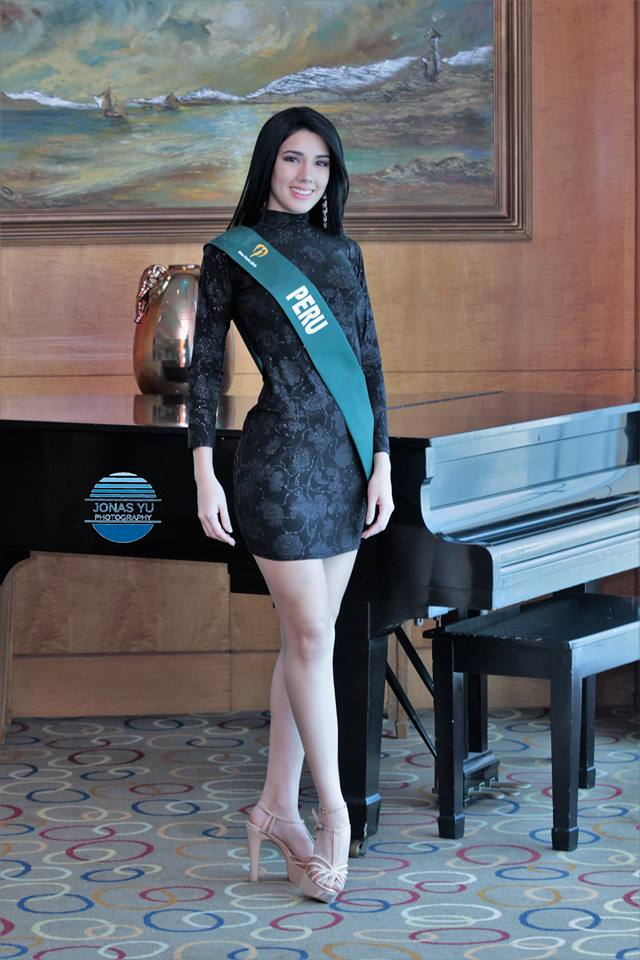 jessica russo, miss earth peru 2018. - Página 3 It9jzj10