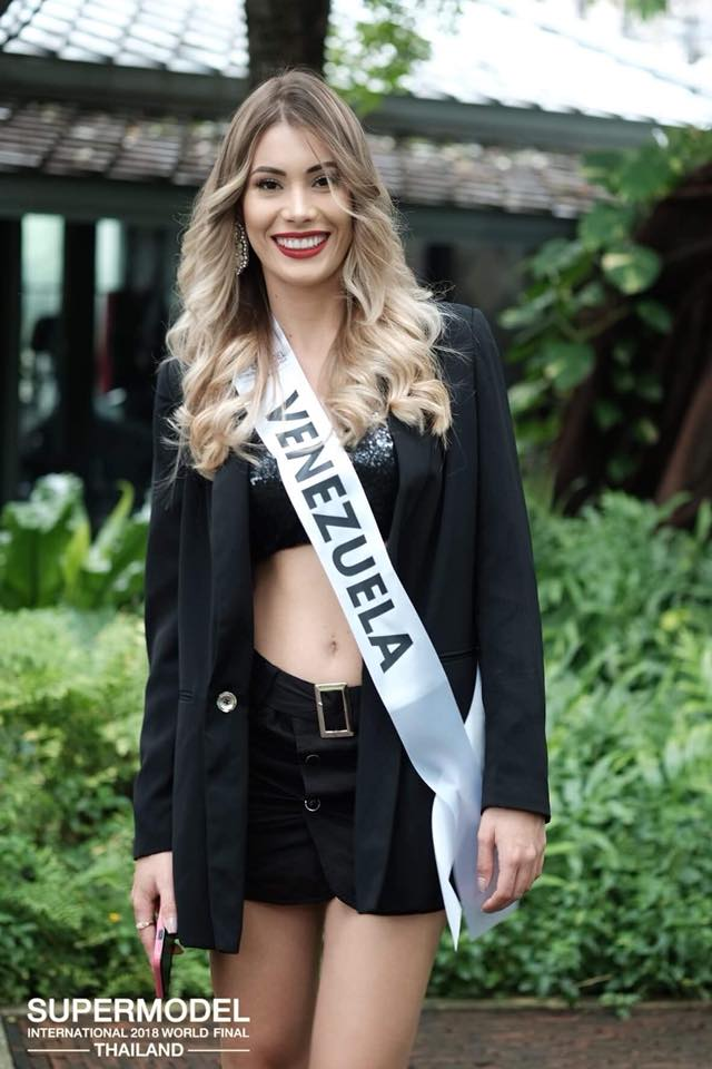 nicole ustariz, supermodel international venezuela 2018. - Página 2 Ixqvv610