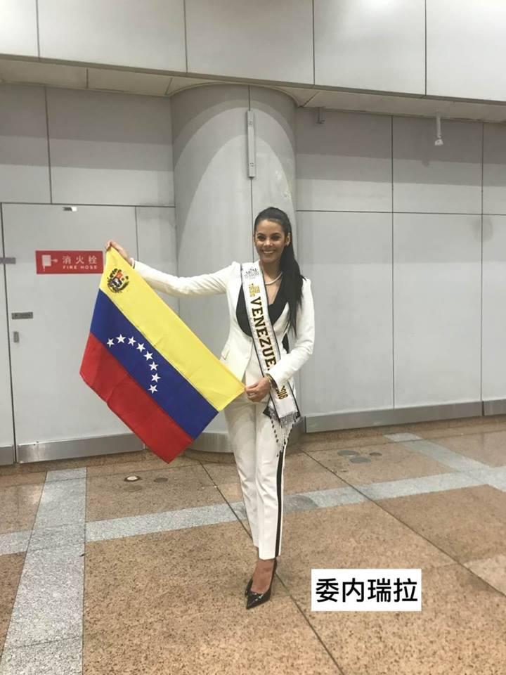 alexandra sanabria, miss tourism world venezuela 2018. - Página 2 Jevoev10