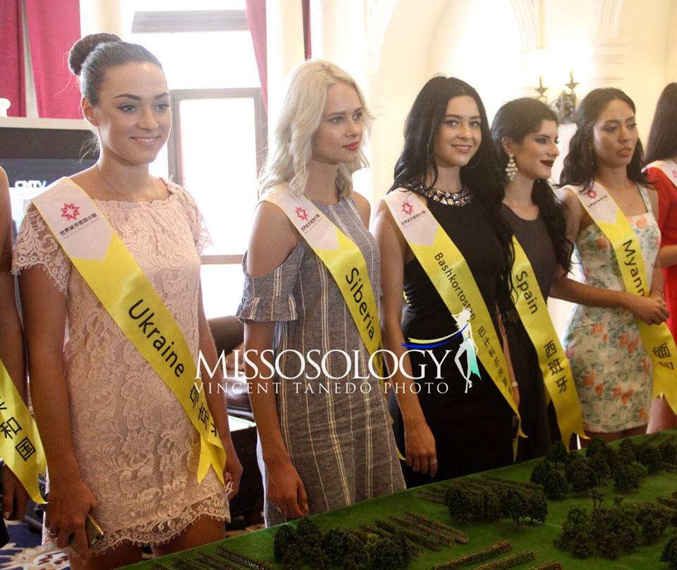 alicia rubio comas, miss tourism world spain 2018. K4okjm10