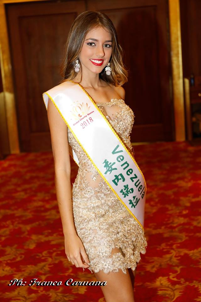 daniella quijada, top 15 de global charity queen 2018. K5wjso10