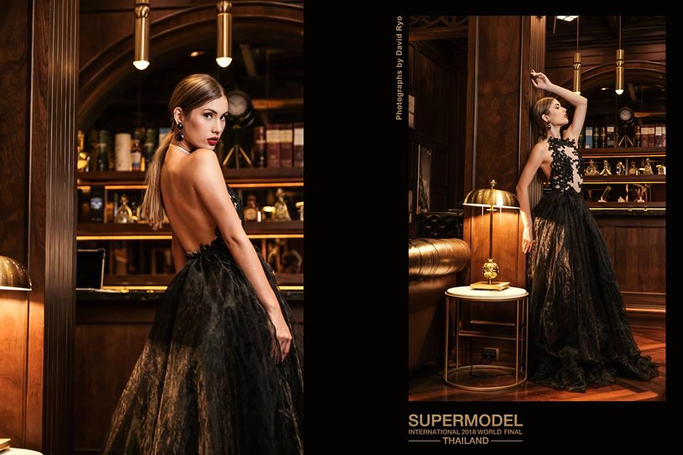 nicole ustariz, supermodel international venezuela 2018. - Página 3 Keico810