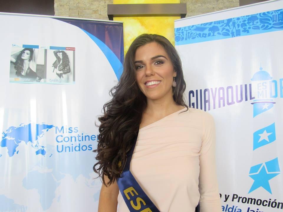 cynthia ruz lopez escobar, 3rd runner-up de miss continentes unidos 2018. - Página 2 M24v3e10