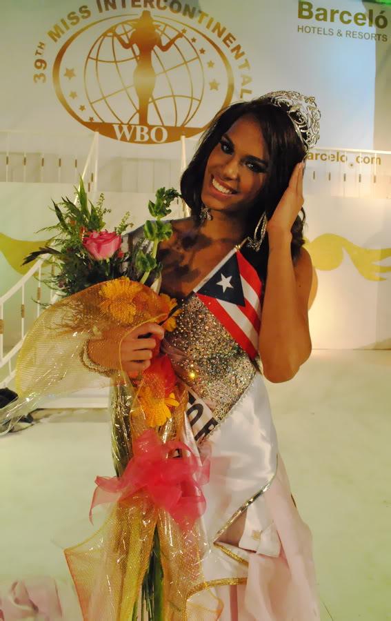 mayde columna, miss orocovis universe 2018/miss intercontinental 2010. Maydel10
