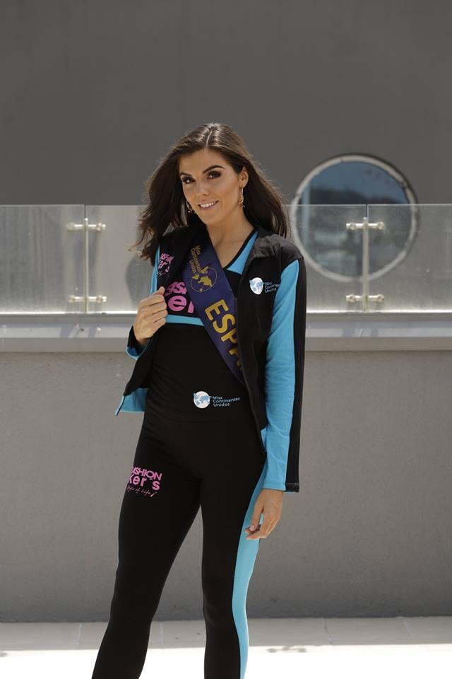 cynthia ruz lopez escobar, 3rd runner-up de miss continentes unidos 2018. - Página 2 N3o69f10