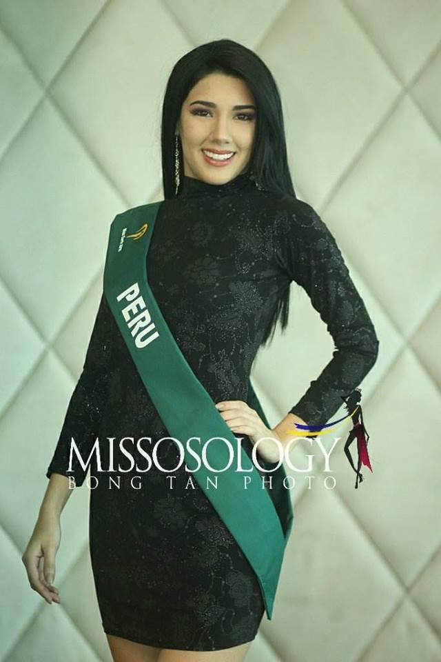 jessica russo, miss earth peru 2018. - Página 4 Oo5gts10
