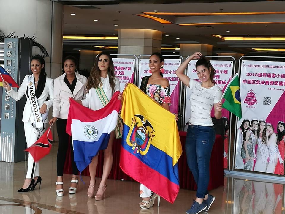 thais de mello candido, miss tourism world brazil 2018. - Página 2 Oucqg510
