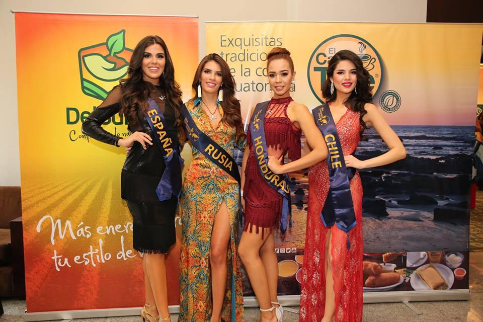 cynthia ruz lopez escobar, 3rd runner-up de miss continentes unidos 2018. - Página 2 Pfgapd10