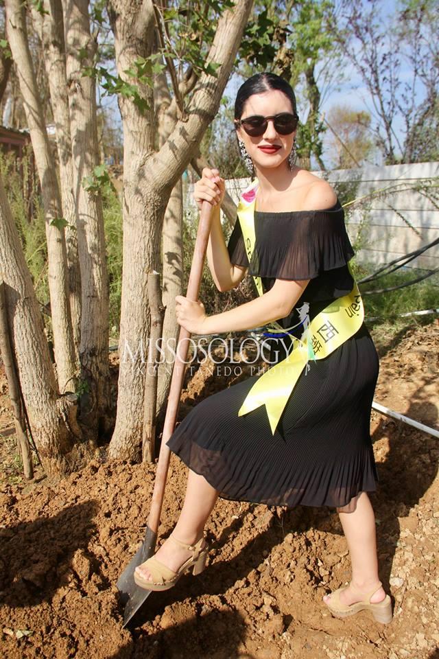 alicia rubio comas, miss tourism world spain 2018. - Página 3 Pyo4xc10