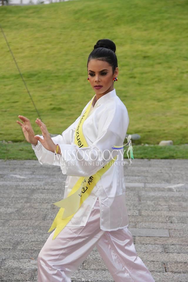 alexandra sanabria, miss tourism world venezuela 2018. - Página 4 Rukhk410
