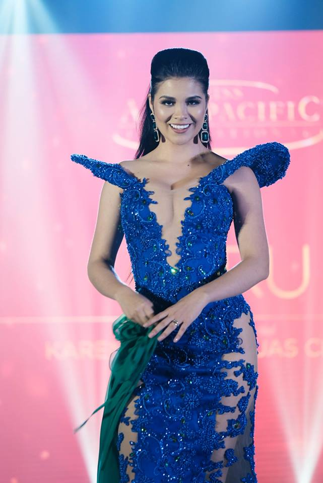 karen isabel rojas, miss tourism world peru 2019/top 20 de miss asia pacific international 2018/miss earth peru 2017. - Página 16 Tcgwdh10