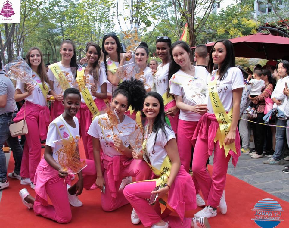 alexandra sanabria, miss tourism world venezuela 2018. - Página 6 Tr6e7710