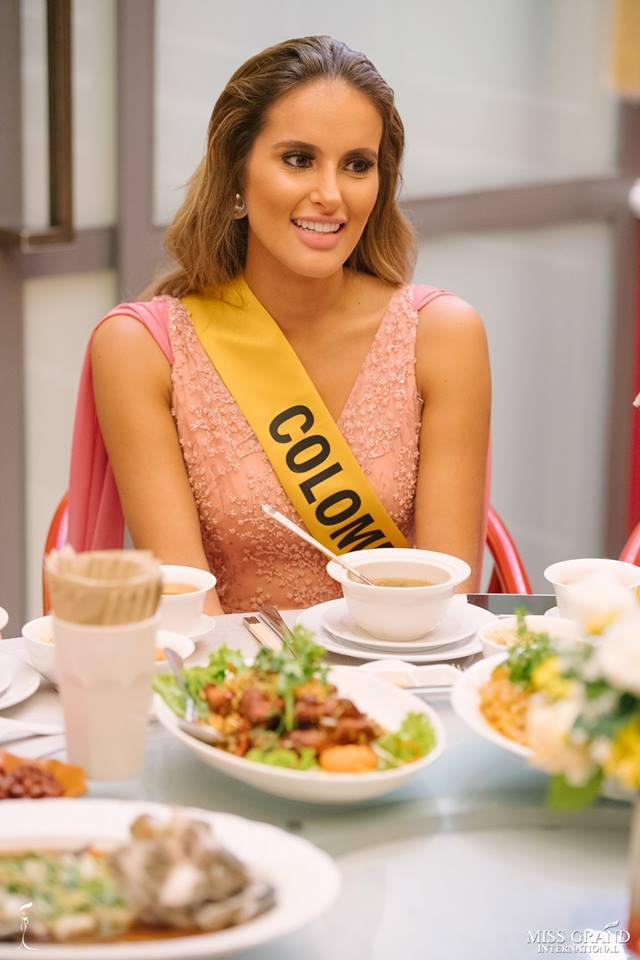 sheyla quizena, miss grand colombia 2018. - Página 3 Ucvxeg10
