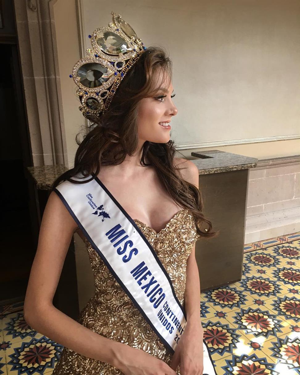 andrea saenz, miss continentes unidos 2018. - Página 2 Wfrvgw10