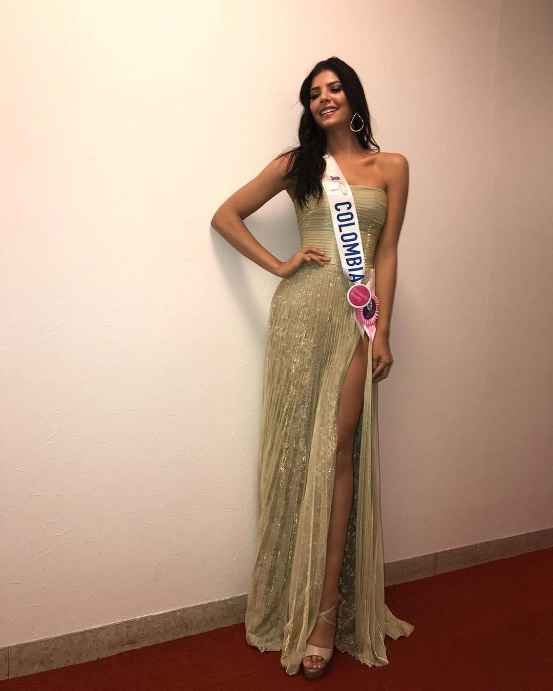 anabella castro, 4th runner-up de miss international 2018. - Página 5 Whel4i10