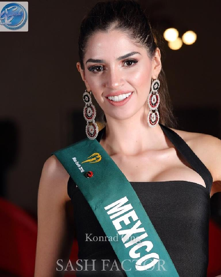 melissa flores, miss fire earth 2018. - Página 6 Wygsxt10
