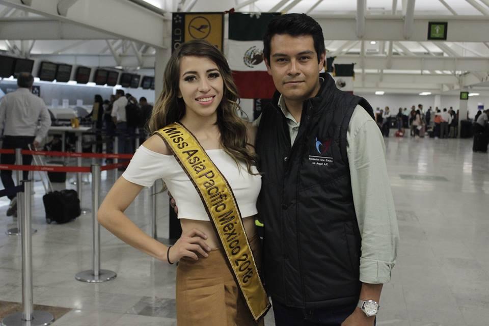 lisset perez galvez, miss mexico asia pacifico 2018. Y38mqo10