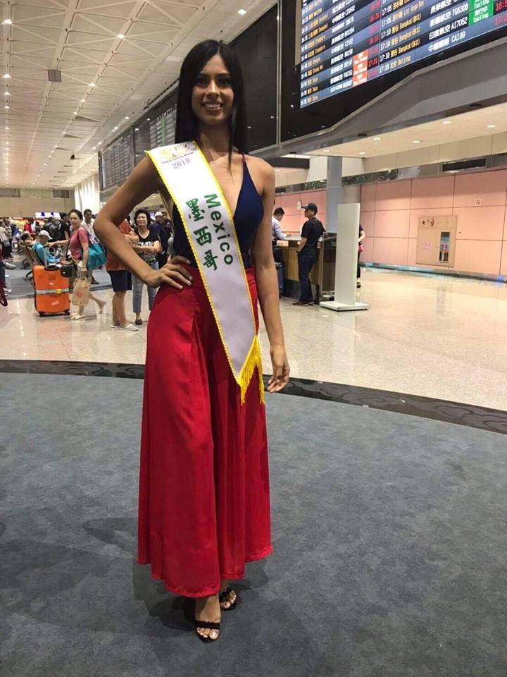vanesa hernandez, top 15 de global charity queen 2018. - Página 2 Z9ykup10