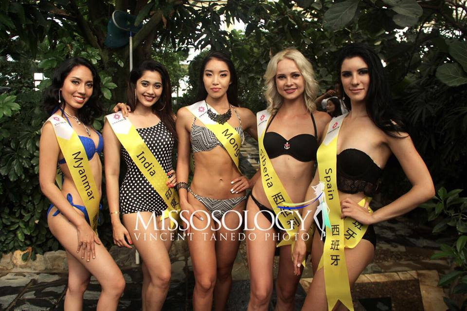 alicia rubio comas, miss tourism world spain 2018. - Página 2 Zvxqyi10
