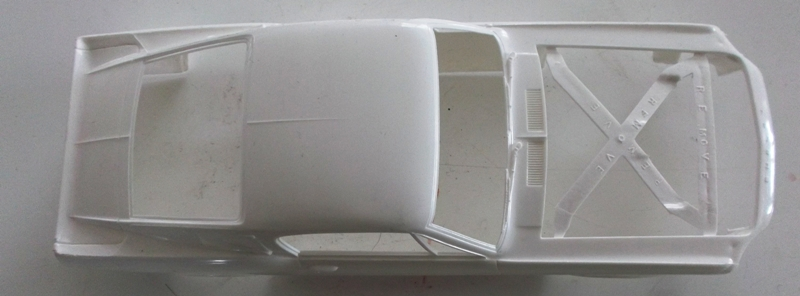 MUSTANG COBRASHELBY GT 500 ech 1/24ème ref L 738 00712