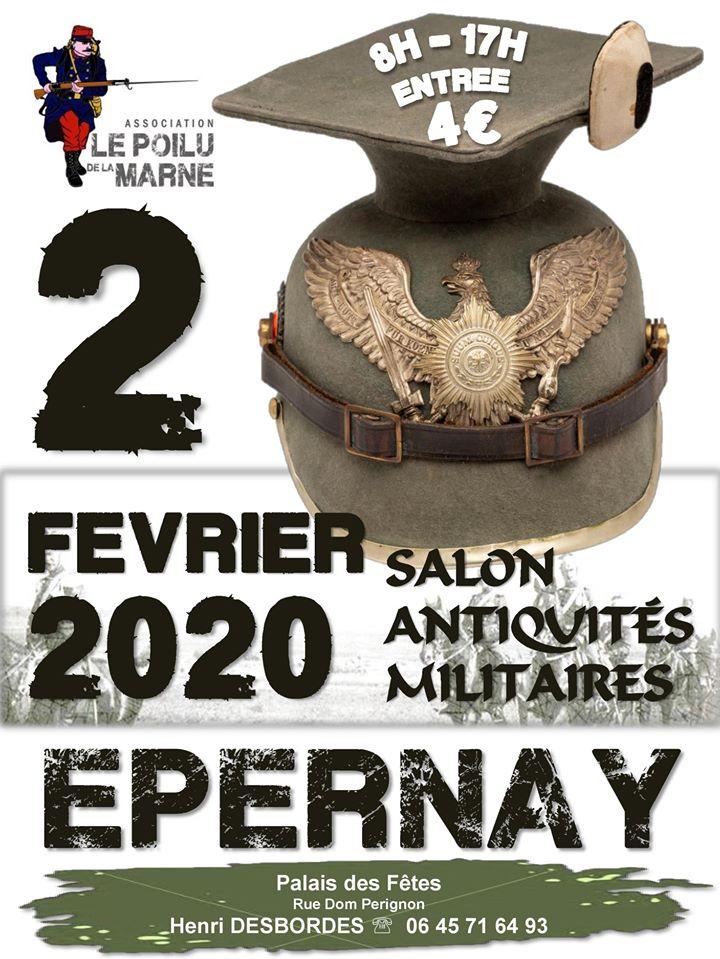 2 FEVRIER BOURSE D'EPERNAY (51) Affich10
