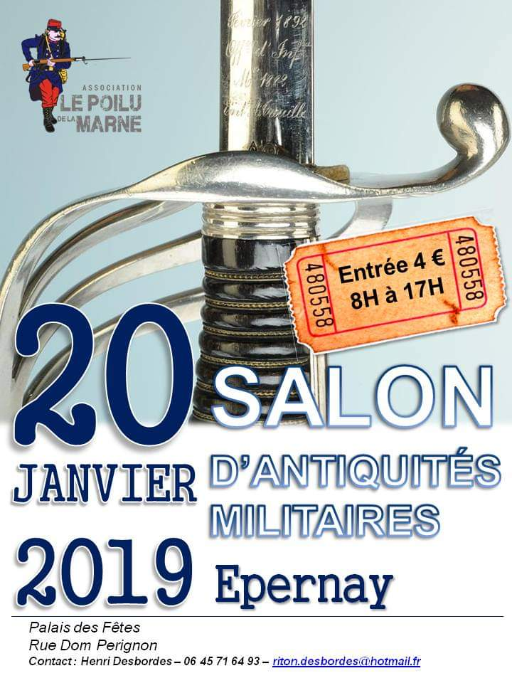 BOURSE D'EPERNAY LE 20 JANVIER 2019 (51) Fb_img10
