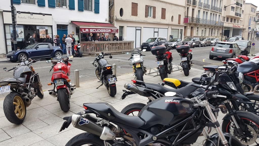 Balade découverte Ducati Club Pays Basque. Dimanche 21 Octobre 2018 - Page 2 20181017