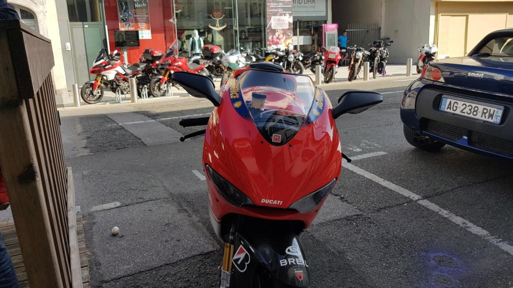 Balade découverte Ducati Club Pays Basque. Dimanche 21 Octobre 2018 - Page 2 20181020