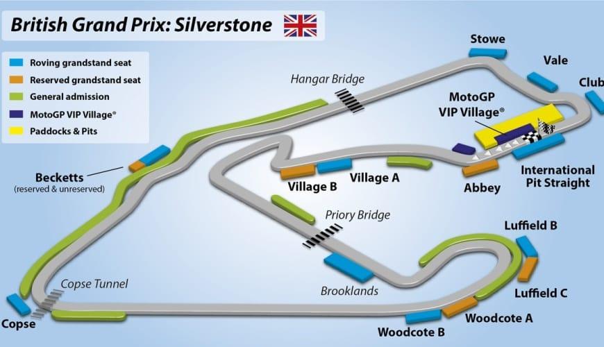 ***Annulé *** British Grand Prix - Silverstone - 26 Août 39900510