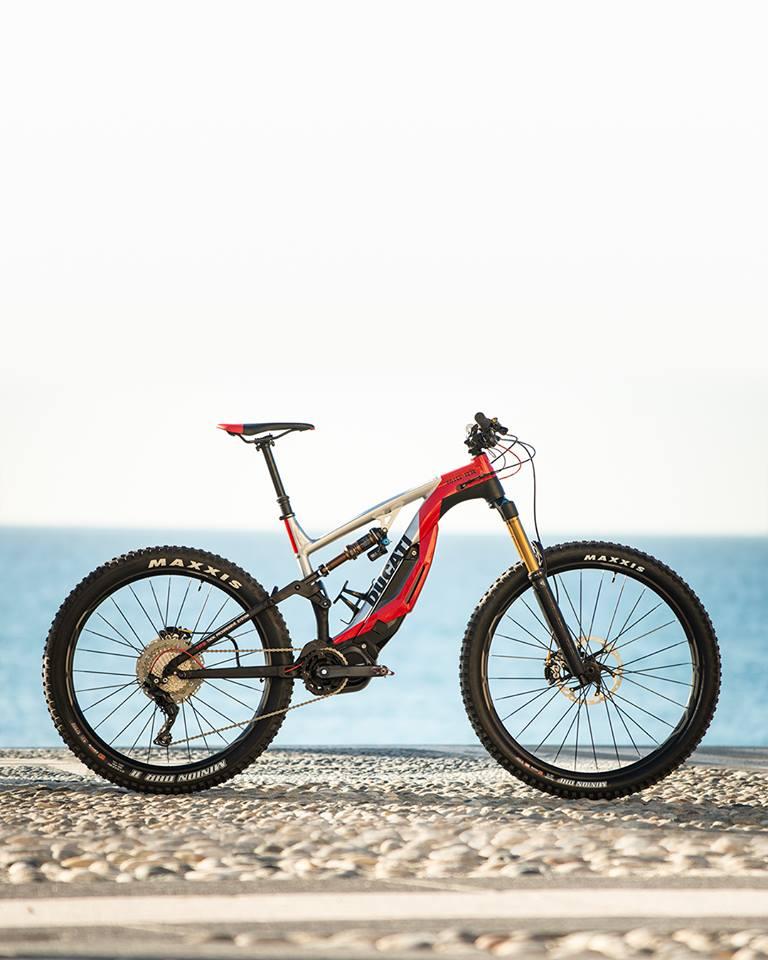 Ducati E-MTB - MIG-RR  45122110