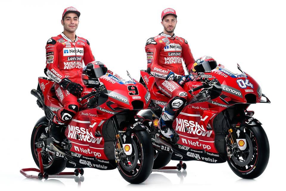Intersaison 2018 /2019 MotoGP 50196210