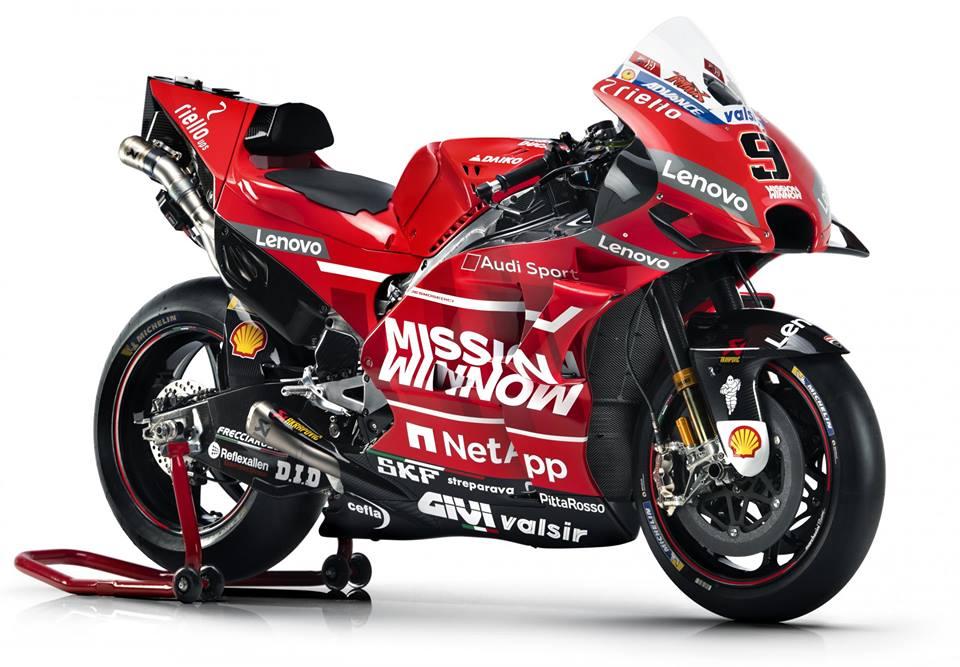 Intersaison 2018 /2019 MotoGP 50815710