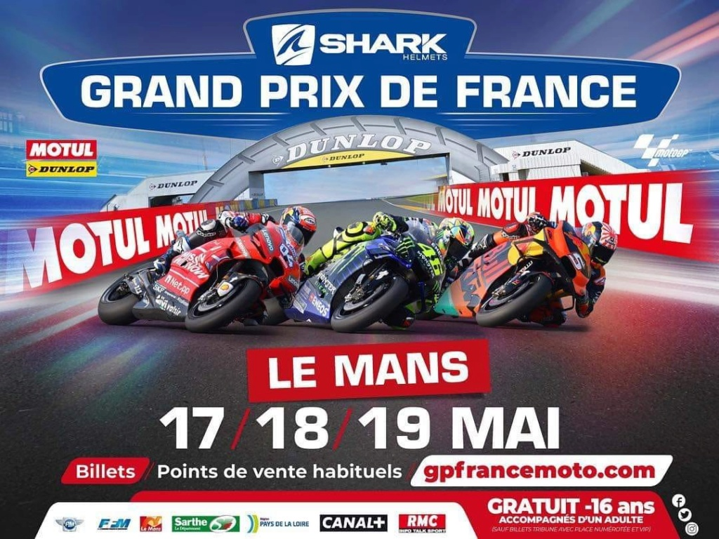 Grand Prix de France - Le Mans - 19 Mai 2019 59622010