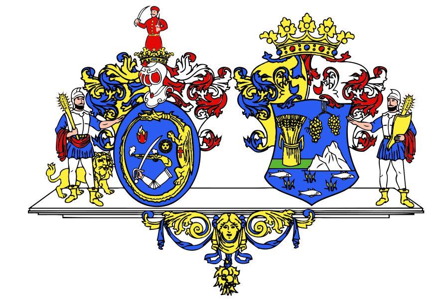 blasons noblesse des Carpates Norman10